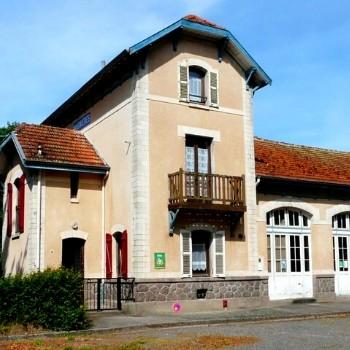 Etat Nature - Gîte ancienne gare - Chambre d'hôte en lorraine