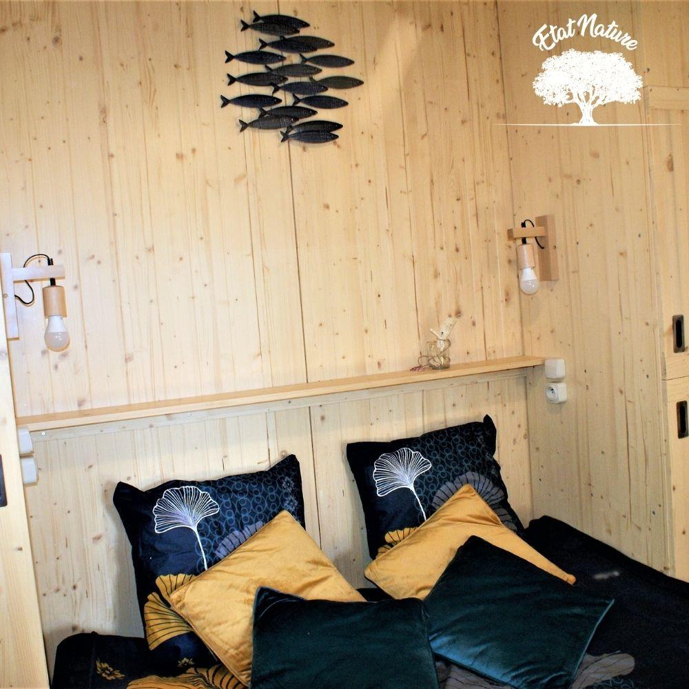 Nuit insolite en cabane. Nuit insolite en amoureux - Etat Nature 54