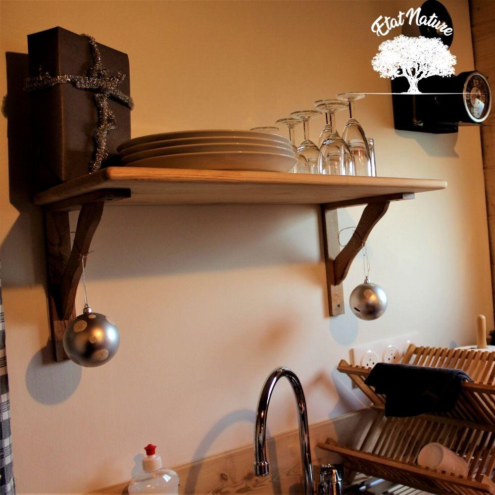 gite pour 2 personnes avec cuisine - gite insolite avec cuisine - gite insolite avec salle de bain